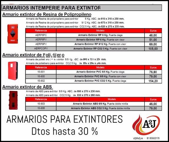 TARIFA PRECIOS DE ARMARIOS PARA EXTINTORES A2J.JPG