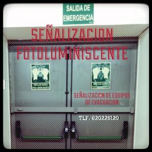 puertas de evacuacion