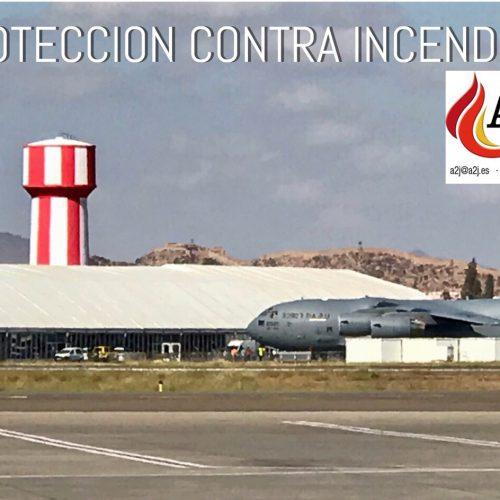PROTECCIÓN CONTRA INCENDIOS 2018